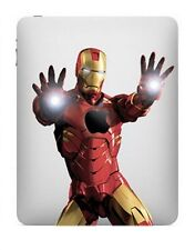 Iron Man Avengers iPad Decal Sticker Skin for Ipad 1, 2, 3, 4