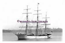 rs0108 - UK Sailing Ship - Mersey - photograph