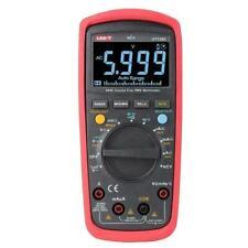 Ut139s Uni T True Rms Digital Multimeter Ac Dc Voltmeter Ammeter Loz Lpf Tester