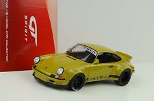 Porsche 911 (930) RWB 1973 Light Green Kaki 1/18 GT Spirit Gt120