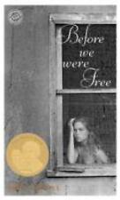 Before We Were Free by Alvarez, Julia, Good Book