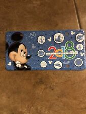 2018 Mickey Mouse License Plate Walt Disney World Parks NEW free Shipping