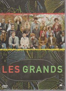 Les Grands Dvd Série 10 Episodes Neuf