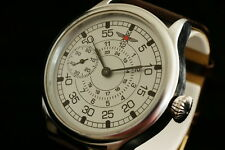 Commander Vintage military style German vs CCCP WAR2 airforce watch