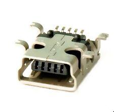 Mini USB Buchse Typ-B 5-polig (Standard) SMD Navi, Radio, Handy stabiles Geh.