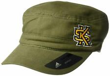 Cap Adidas Military Green Kennesaw State Owls, Olive Hat - Women's -