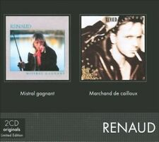 RENAUD - MISTRAL GAGNANT/MARCHAND DE CAILLOUX NEW CD
