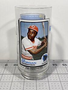 1993 McDonalds Topps Glass Joe Morgan Coca Cola MLB All Time Greatest Reds