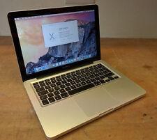 "Apple MacBook Pro 13.3"" Core i5-2435M 2.4Ghz 8GB 640GB fines de 2011 A1278"