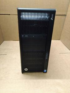 HP Z840 Workstation 16C/32T, 2x Xeon E5-2667V3 @3.60GHz, 128GB RAM, Z-drive