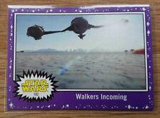 Star Wars JTTFA Green Parallel Base Card #33 Prisoner transfer?