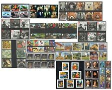 2011 Royal Mail Commemorative Sets MNH. Sold separately & as full year set.