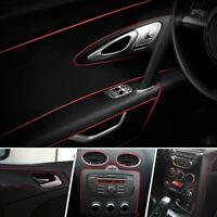 New Car Van Interior Decor 5M Line Point Edge Gap Door Panel Accessories Molding