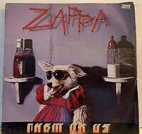 Zappa* – Them Or Us 2x LP 1984 1st Press Barking Pumpkin Records SVBO 74200 VG