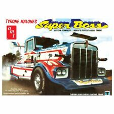 Office 1/25 Tyrone Malone KENWORTH SUPER Boss Drag Camion # 930