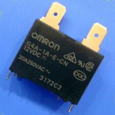 10 PCS G4A-1A-E-12VDC DIP-4 G4A-1A-E-CN-12VDC    Power PCB Relay