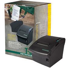 Kassendrucker / Bondrucker Metapace T-3, USB, LPT, Cutter, schwarz META-T3IIBUPS