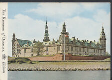 Denmark Postcard - Kronborg Castle, Elsinore  RR2331