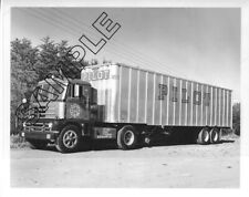 PILOT FREIGHT Inc, Winston-Salem, NC 1950s DIAMOND T 931C 8x10 B&W Glossy Photo