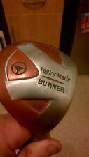 TaylorMade Burner 9.5 gradi driver BUBBLE ALBERO 2 S-90, alcuni segni a testa GC