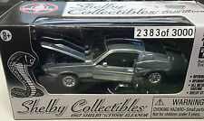 1/64 Australia Only 1967 Shelby GT500E Eleanor Mustang, 3000  Done for Conventi