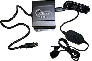 Custom Autosound Bluetooth Kit compatible with USA-630, Secretaudio, Slidebar _!