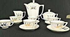 Richard Ginori servizio caffè  Art Decò