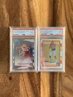 (LIMITED QTY REPACK) Patrick Mahomes Optic Rated Rookie PSA 9 🏈 (READ FIRST!)