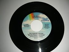 Pointer Sisters - Be There ( Beverly Hills Cop II )  45  MCA  Records   NM 1987