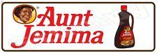 A*nt Jemima  Metal Sign 6