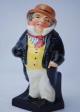 Royal Doulton Charles Dickens Ware Miniature Figure of Captain Cuttle
