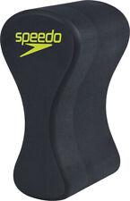 Speedo Elite Swimming Pull Buoy Leg Float Grey Green One Size
