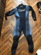Wetsuit for men Cressi 5 mm black blue