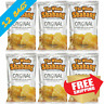 12-PACK Whole Shabang Super Seasoned Chips Snack Munchies Prison Chips Large NEW