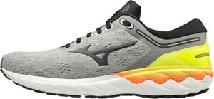 Mizuno Wave Sky Rise Mens Running Shoes - Grey