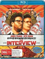 The Interview (Blu-ray, 2018)