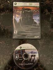 Too Human - Xbox 360 Game Disc