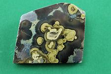 Schalenblende Scheibe Nr. 2, Olkusz Mine/Polen