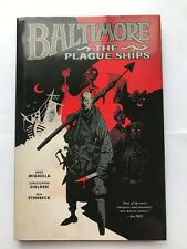 Baltimore Volume 1 The Plague Ships by Mike Mignola -Dark Horse Comics Hardcover