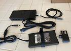 Dell WD19S-130W Docking Station Wired USB 3.2 Gen 2 (3.1 Gen 2) Type-C - Black