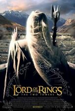 Lord of the Rings:The Two Towers Original 27 X 40  Movie Poster