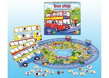 NEW Orchard Toys Bus Stop - Childrens Maths Game - No Reading Required Age 4+