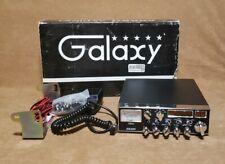 Galaxy DX99V All Mode cb Radio AM/FM SSB Echo Beep All Mode Ranger Mic UNTESTED
