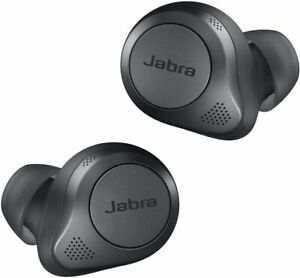 Jabra Elite 85t True Wireless Earbuds - Advanced Active Noise Cancellation GREY