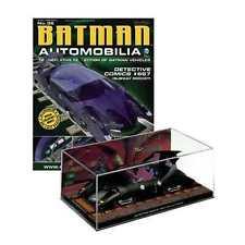 DC BATMAN AUTOMOBILIA FIGURINE WITH MAGAZINE #36 DETECTIVE #667 #saug16-18