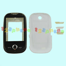 FULL HOUSING KEYPAD + FACEPLATE + BACK COVER FOR SAMSUNG CORBY S3650 #H276W