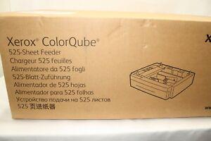 NEW Genuine Xerox ColorQube 8700/8900 Sheet Feeder (525-Sheet) - 097S04383