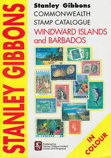 Stanley Gibbons Windward Islands and Barbados, First Edition, used.