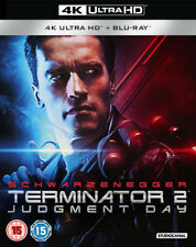 Terminator 2: Judgment Day Action DVDs & Blu-rays