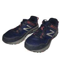 New Balance Men's Size 9.5 4E 410 V6 MT410LO6  Running Trail Shoes EUR 43Terrain